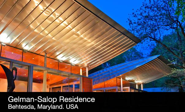 GELMAN-SALOP RESIDENCE